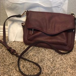 Moda Luxe Bags   Mauve Carlotta Crossbody Bag   Poshmark 3bfaa38688